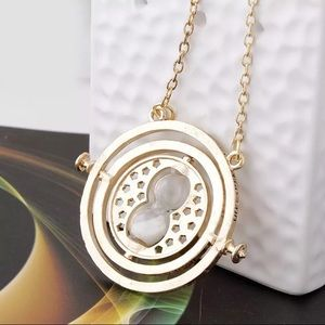 Jewelry - 🎉 Time Turner Harry Potter Pendant Necklace